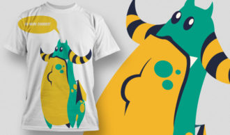 T-shirt Design 804 T-shirt Designs and Templates vector