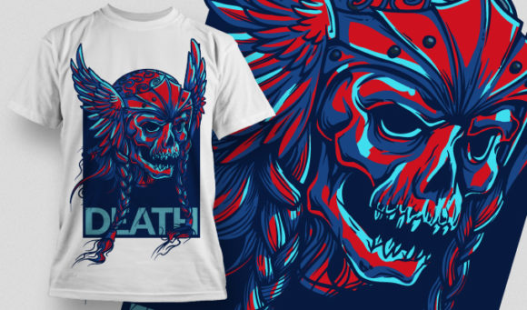 T-shirt Design 807 products designious vector tshirt 807
