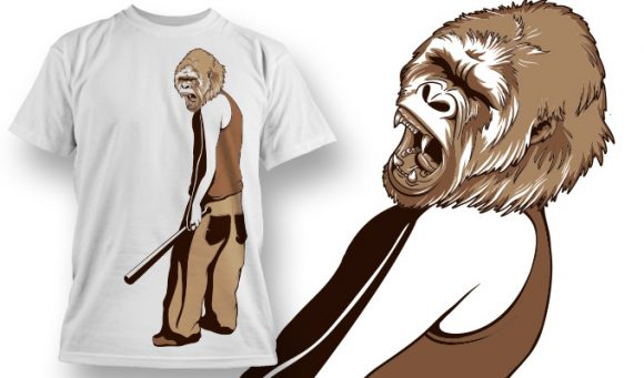 Free T-shirt Design 811 products designious vector tshirt 811