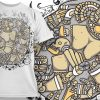 T-shirt Design 819 products designious vector tshirt 820