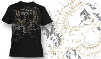 T-shirt Design 822 T-shirt Designs and Templates vector