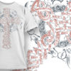 T-shirt Design 822 products designious vector tshirt 823