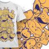 T-shirt Design 824 1