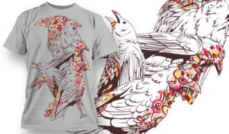 T-shirt Design 827 T-shirt Designs and Templates vector
