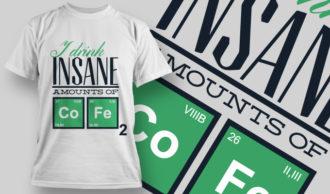 T-shirt Design 835 T-shirt Designs and Templates vector