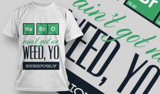 T-shirt Design 837 T-shirt Designs and Templates vector