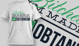 T-shirt Design 838 T-shirt Designs and Templates vector