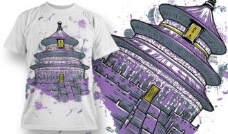 T-shirt Design 851 T-shirt Designs and Templates vector