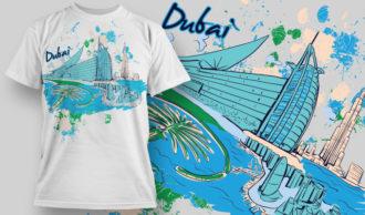 T-shirt Design 856 T-shirt Designs and Templates vector