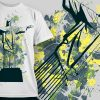 T-shirt Design 857 products designious vector tshirt 858