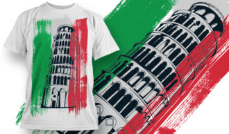 T-shirt Design 859 T-shirt Designs and Templates vector
