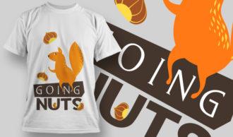 T-shirt Design 866 T-shirt Designs and Templates vector