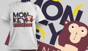 T-shirt Design 876 T-shirt designs and templates vector