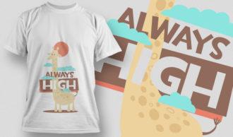 T-shirt Design 886 T-shirt Designs and Templates vector