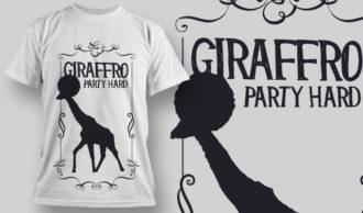 T-shirt Design 893 T-shirt Designs and Templates vector