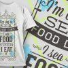 T-shirt Design 1007 T-shirt Designs and Templates vector