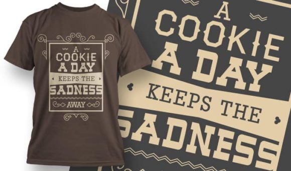 T-shirt Design 1008 T-shirt Designs and Templates vector