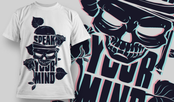T-shirt Design 928 T-shirt Designs and Templates vector