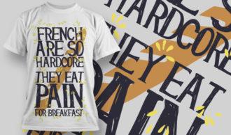 T-shirt Design 934 T-shirt Designs and Templates vector