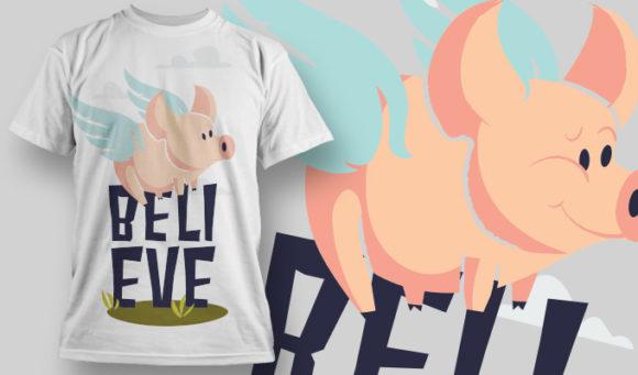 T-shirt Design 966 1