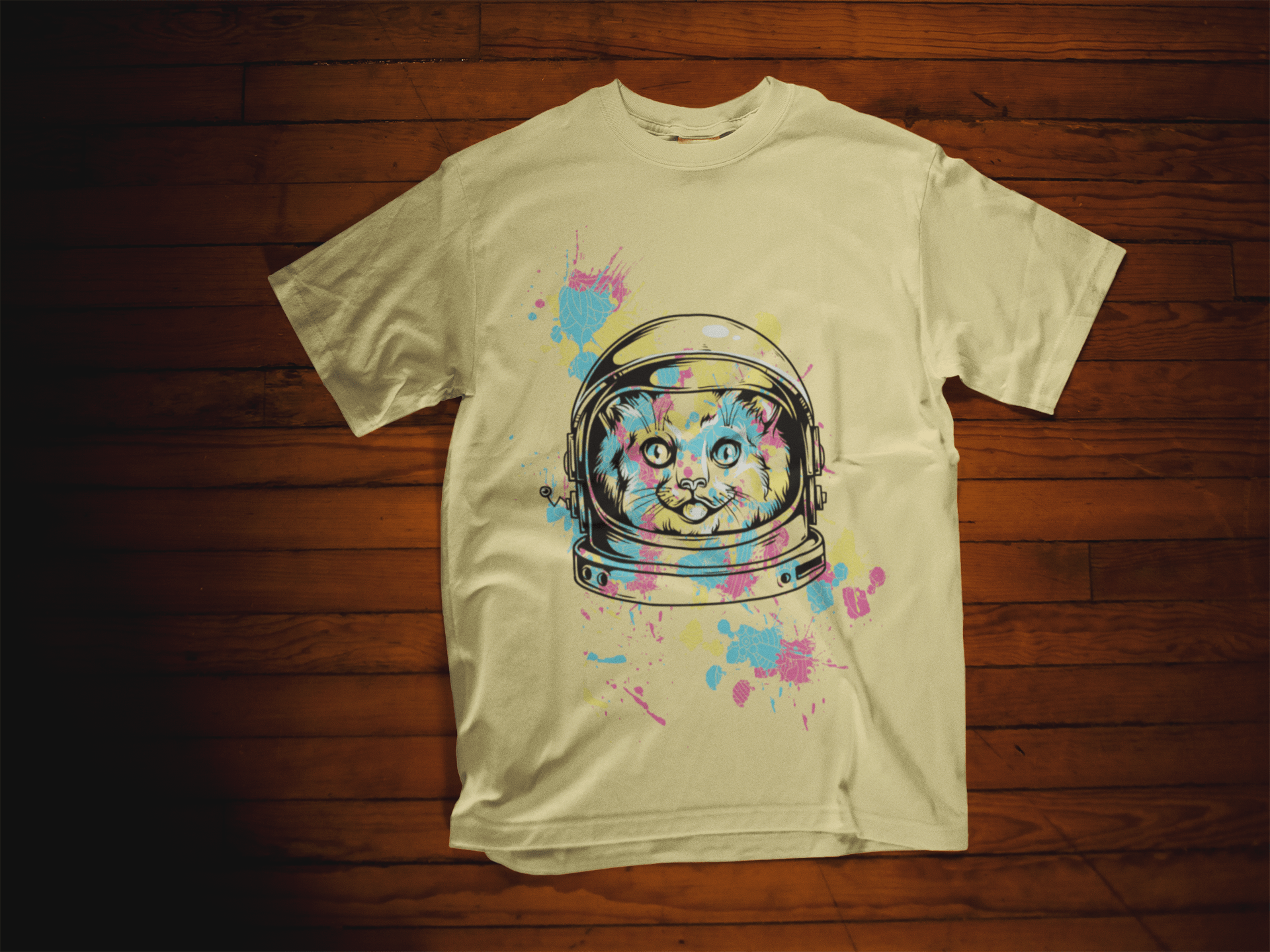 2018 Latest Trends in T-shirt Designs placeit 7