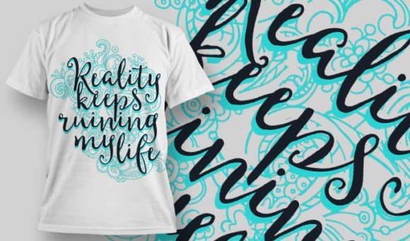 T-Shirt Design 1226 T-shirt Designs and Templates vector