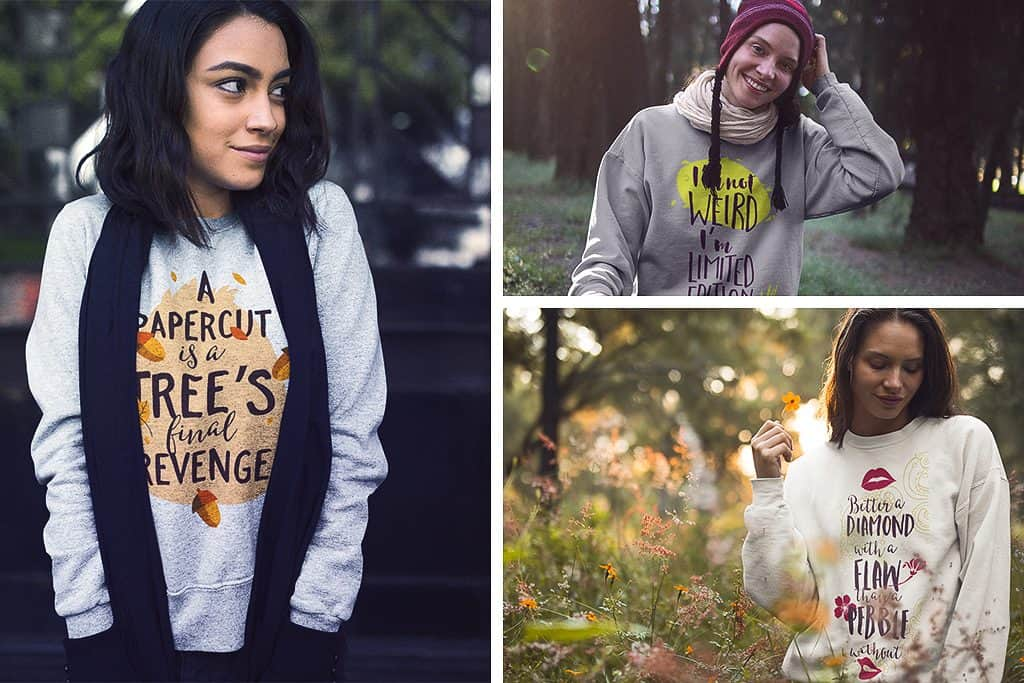 T-shirt Design Trends For The Fall of 2018 5