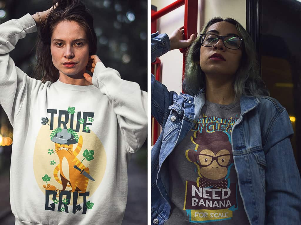T-shirt Design Trends For The Fall of 2018 13