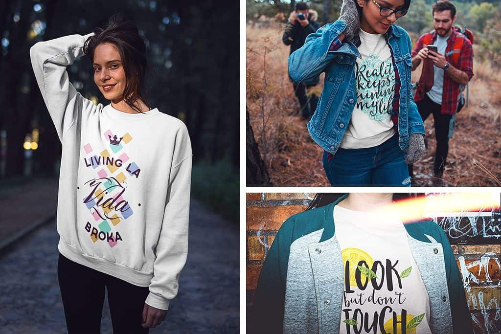 T-shirt Design Trends For The Fall of 2018 3