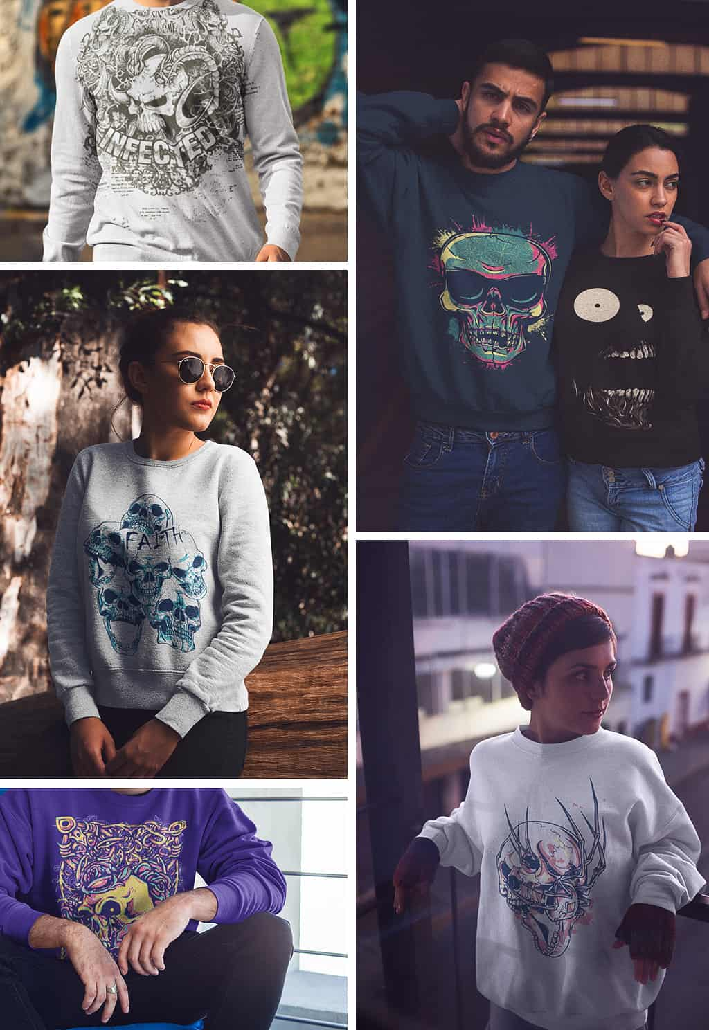 T-shirt Design Trends For The Fall of 2018 15