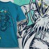 T-Shirt Design Plus - Lobster 3