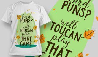 T-Shirt Design 1275 T-shirt Designs and Templates vector