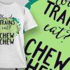 T-Shirt Design 1277 T-shirt Designs and Templates vector