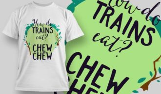 T-Shirt Design 1278 T-shirt Designs and Templates vector