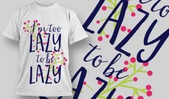T-Shirt Design 1292 T-shirt Designs and Templates vector
