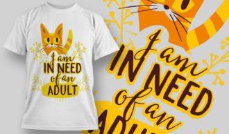 T-Shirt Design 1297 T-shirt Designs and Templates vector