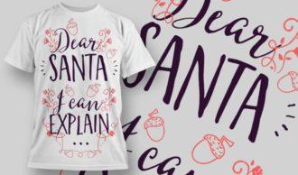 T-Shirt Design 1301 T-shirt Designs and Templates vector