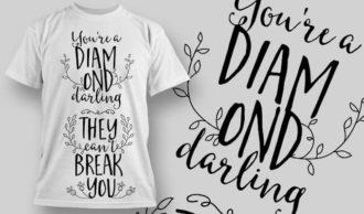 T-Shirt Design 1314 T-shirt Designs and Templates vector