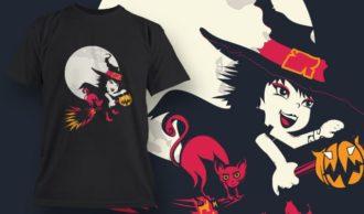 T-Shirt Design 1327 T-shirt Designs and Templates vector