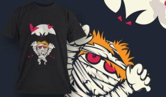T-Shirt Design 1329 T-shirt Designs and Templates vector