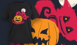 T-Shirt Design 1332 T-shirt Designs and Templates vector