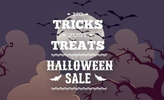 Halloween typographic elements Freebies halloween