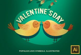 Valentines Day Vector Set Vector packs vector
