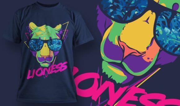 T-Shirt Design 1346 designious tshirt design 1346