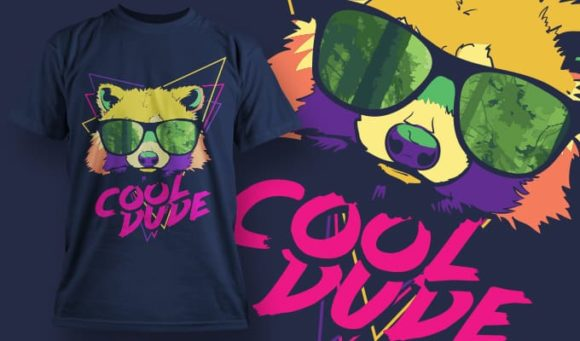 T-Shirt Design 1350 T-shirt Designs and Templates vector