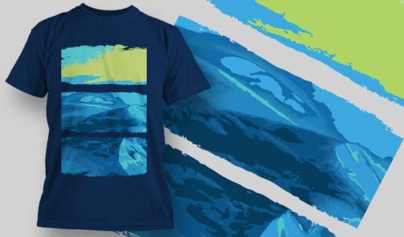 T-Shirt Design 1356 designious tshirt design 1356