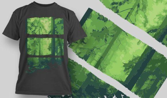 T-Shirt Design 1357 designious tshirt design 1357