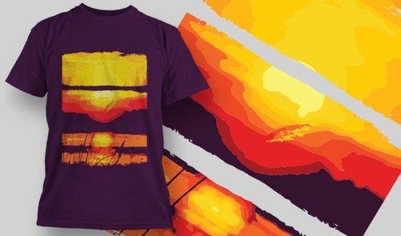 T-Shirt Design 1362 designious tshirt design 1362