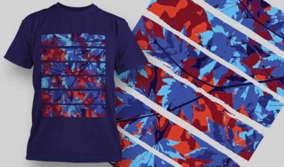 T-Shirt Design 1364 5