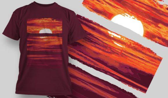 T-Shirt Design 1365 designious tshirt design 1365